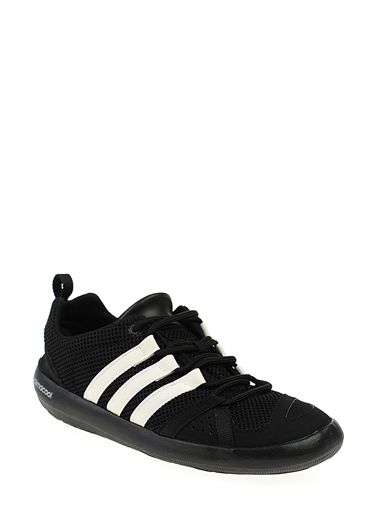 7ed371bf543d adidas Unisex Climacool Boat Lace Cblack Cwhite Silvmt
